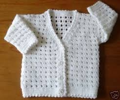Crochet Baby Sweater Pattern Delectable Beginner Crochet Baby Sweater Pattern Crochet And Knit