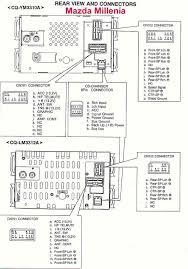 mazda millenia stereo wiring diagram mazda diy wiring diagrams 6 subwoofer wiring diagram nilza net