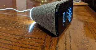 <b>Lenovo</b> Smart Clock Essential review: A useful bedside smart <b>speaker</b>
