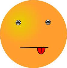 Smiley Emoticon Face Wink Free Commercial Clipart Smiley Emoticon