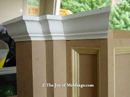 how to build fireplace mantel 103 part 9 lantern crown