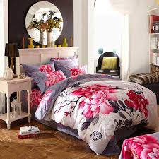 image of natori cherry blossom bedding