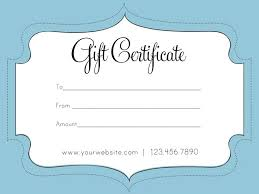 Best Certificate Templates It Free Editable Gift Voucher Template Birthday Certificate