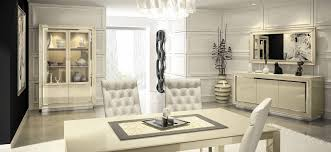 White Gloss Furniture Living Room La Star Contemporary Modern Italian Furniture In High Gloss Black