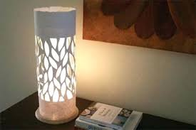 Paper Flower Lamp Paper Flower Lamp Shade Ikea Lampshade Supplies Shades