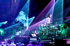 Msg Phish Concert Seating Chart Phish Scores In New York With Annual New Years Run Of Shows