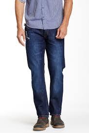 Jimmy Taverniti Straight Leg Jeans Nordstrom Rack