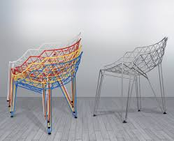 wire furniture. Wire Furniture. View In Gallery Continuous Chair By Wilde Spieth 2 Thumb 630x512 27308 Furniture O