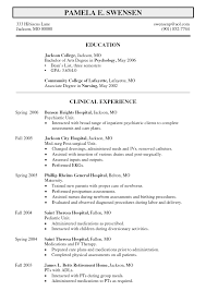 best solutions of healthcare professional resume sample in