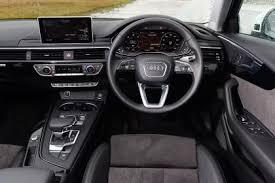 2016 audi a4 interior. audi a4 allroad uk 2016 interior