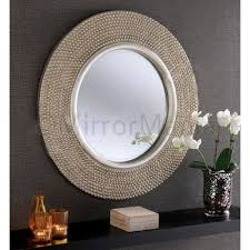 framed modern mirror. Circular Silver Frame \u0027Barcelona\u0027 Mirror 79 X Cm - Mirrors For Every Interior From Exclusive Framed Modern