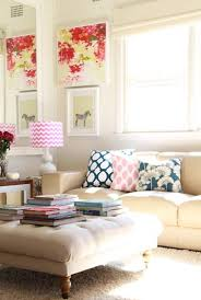 gallery of 15 chic and colorful spring living room designs chic office ideas 15 chic