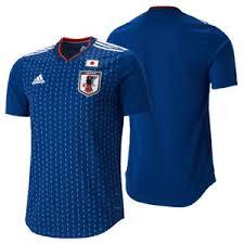 Football 2018 National Japan Adidas Player Jersey Team Samurai Home Edition D��tails
