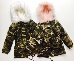 absorba faux fur coat red baby girl from designer childrenswear uk