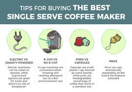 Coffee machines range in style (drip, french press, espresso), size, and cost. Best Single Serve Coffee Makers 2021 Reviews And Comparisons