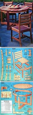 how to build an adirondack chair scale drawings and woodworking Открытый стол и стул планы Уличная мебель Планы Проекты woodarchivist com