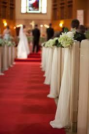 diy church pew decorations - Google Search