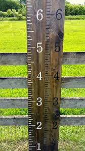 Giant Measuring Stick Growth Chart Celycasy Growth Chart Ruler Wooden Growth Chart Kids Growth