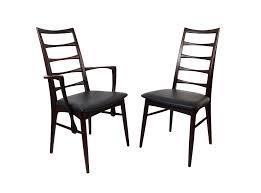 dining arm chair danish modern mid century
