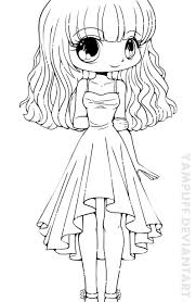 Fairy Tail Coloring Pages Chibi Of Disney Princesses For Adults