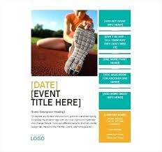 Brochure Templates In Word Event Flyer Templates Free Free