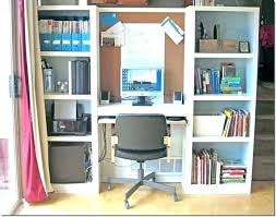 office desk with bookshelf. Desk Office With Bookshelf
