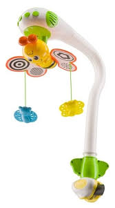 Электронный <b>мобиль Happy Baby Magic</b> Batterflies 330074