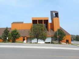 Christ the King Cathedral, Gaspé
