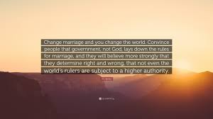 "Marriage Quotes Impressive RC Sproul Quote ""Change Marriage And You Change The World"