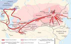 lost islamic history the mongol invasion and the destruction of  genghis khan