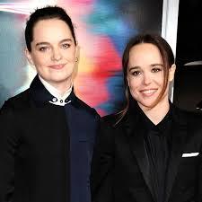 Ellen Page Marries Girlfriend Emma Portner - E! Online