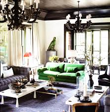 elle decor living rooms black and green room home decor catalogs home decorators collection black green living room home