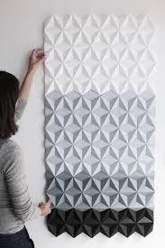 grey rectangle wall panel mosaic