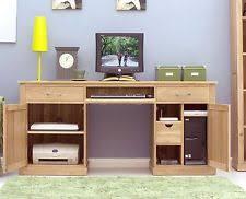 aston oak hidden home office. mobel oak furniture large hidden desk u0026 filing cabinet aston home office
