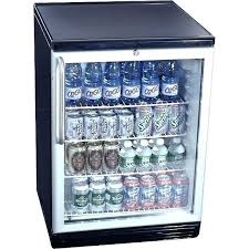 glass front undercounter refrigerator glass