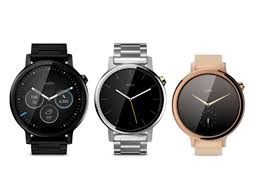 moto 2nd gen watch. two sizes: similar to the apple watch, moto 360 (2nd gen) 2nd gen watch t