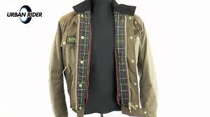 barbour international short jacket