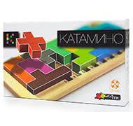 <b>Настольная игра Катамино</b> (<b>Katamino</b>) - купить в Москве и Санкт ...