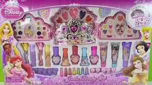 disney princess jumbo beauty set princess makeup nail polish lip gloss lotion fun you