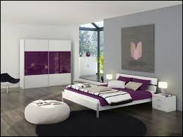Bedroom:Amazing Beige Bedroom Design With Closet Design Idea Amazing Purple  White Bedroom Decor Aith