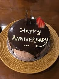 Anniversary Cake Picture Of Peshawri Agra Tripadvisor