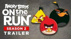 Angry Birds On The Run