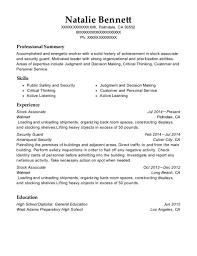 World Market Stock Associate Resume Sample Kawkawlin Michigan