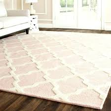 soft pink rug and cream far fetched pale elegant remarkable area for nursery with white interior soft pink rug