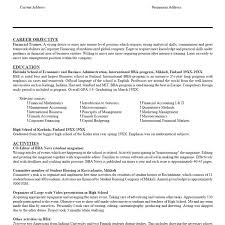 Example Resume Objectives New Science Teacher Objective Sample