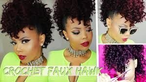 Mo Hock Hair Style no cornrows 17 braidless crochet curly crochet faux hawk 2017 by stevesalt.us
