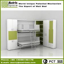 Inspiring Bunk Bed Murphy Bed with Wholesale Murphy Bed Folding Wall  Bedwall Mounted Bed With Bunk