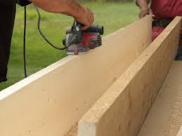 plane wood planks