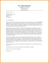 11 Internship Cover Letter Sample Precis Format