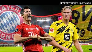 Well, technically not, i guess. Supercup Im Liveticker Der Fc Bayern Munchen Trifft Auf Borussia Dortmund Sportbuzzer De